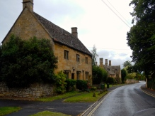 All roads traveling through the Cotswold Are worth the effort