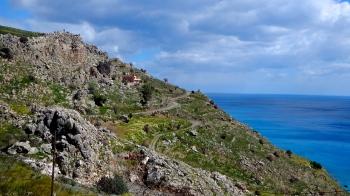 Crete South Coast dirt roads are worth the trip