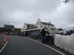 Some famous pubs on this piece of road - Creg Na Baa