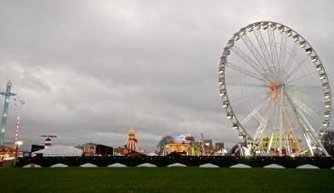 Londons Winter Wonderland