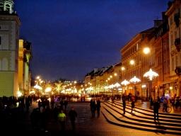 Plac Zamkowy - Warsaw