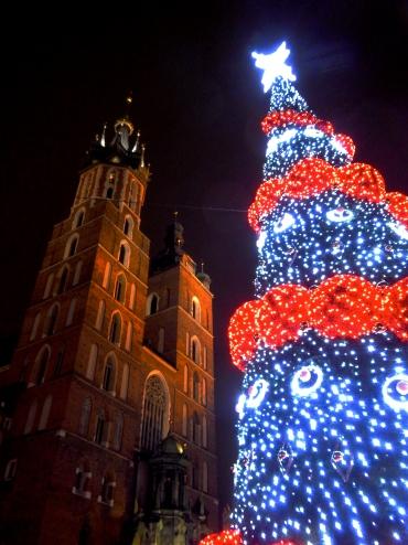 St Mary's Basilica Kraków
