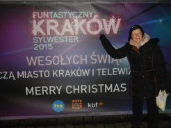 Merry Christmas from Kraków