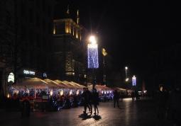 Krakow street markets