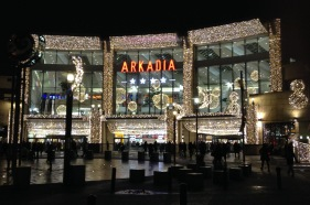 Arkadia Shopping Centre Warsaw