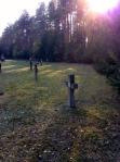 So many crosses...