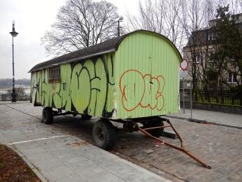 Work wagon still used
