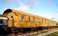 Old style railway travel