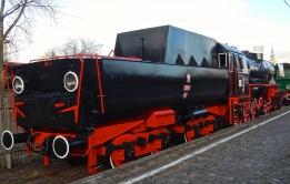 Warsaw Railway museum