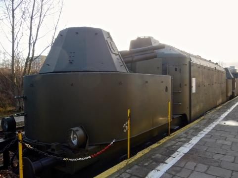 Very rare WW2 Armoured Locomotive