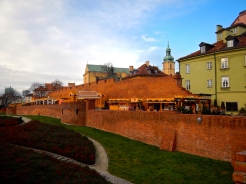Walls of Old Town