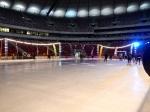 Skating rink in National Stadium