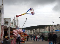 There's a carnival along the Douglas Promenade every year