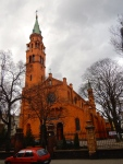 St Augustines- The church that survived the destruction of Warsaw
