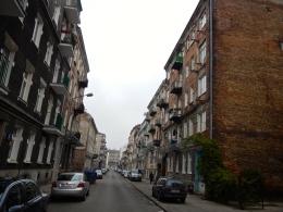 Nice street in Praga