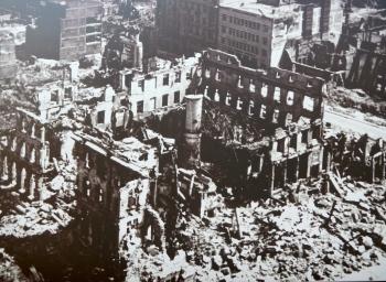 1944 devastation