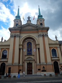 Cathedral Church of the Polish Army of Mary Queen of Poland - Baroque style