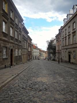 Longest street.. I think!