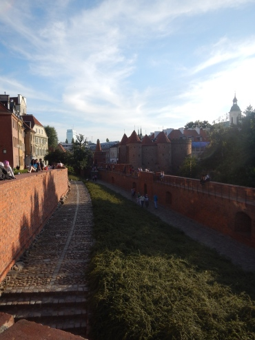 Old Town defensive walls