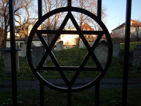 Star of David - Jewish Cemetery