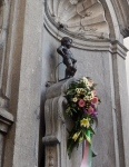 Mannekin Pis (little pee man)