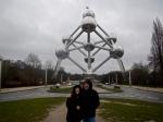 The Atomium I BIG!
