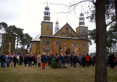 St Anne's Church - Łyse