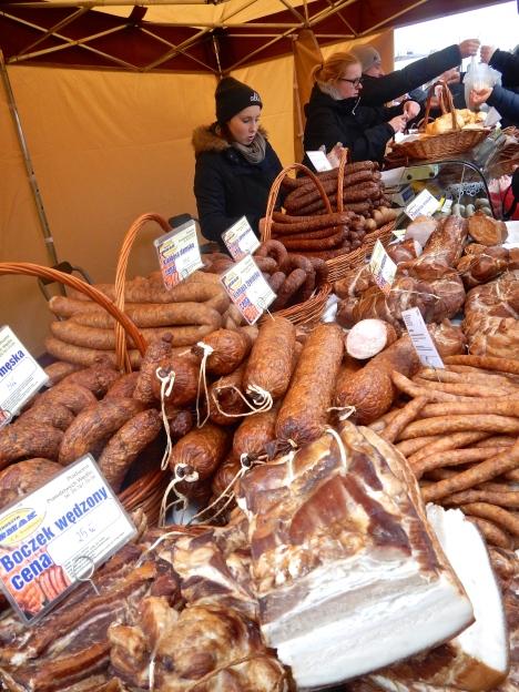 Sausage anyone??