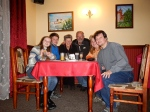 Pavlina Maryska, Mike, Jo, John, Kate, Vlastik