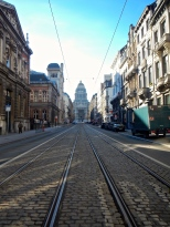 Down town Brussels