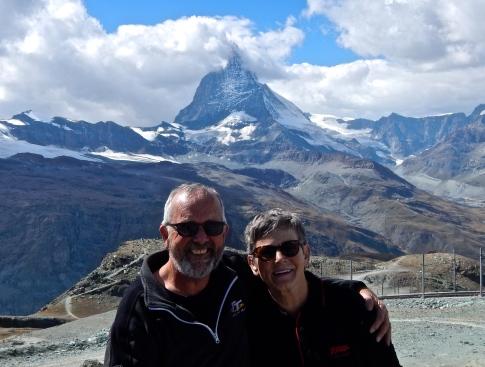 What a sight... The Matterhorn!