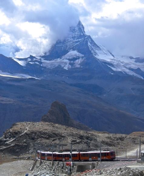 The Matterhorn in all it's splendor