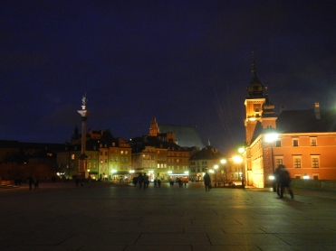 Old Town by night