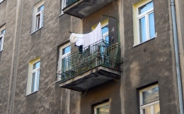 Washing day in Praga