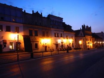 Kazimierz Dolmy by night