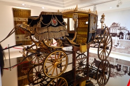 Royal carriage of Prince Ferdinand I of Bulgaria (1886 - 1948)