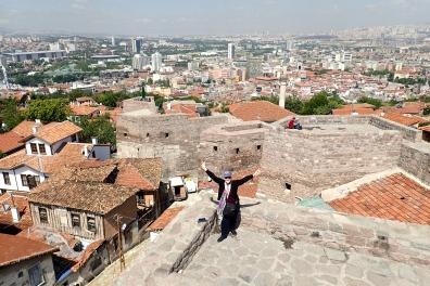 Ankara is THIS big!