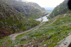 Norway - soo many great roads and the tunnel system is amazing