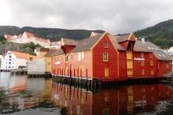 Norway - Bergin waterfront