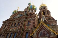 Russia - St Petersburg - Church of the Spilt Bloodhrch