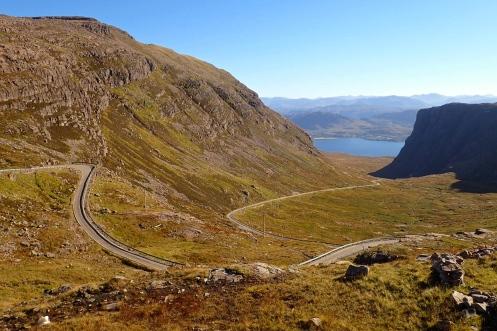 Scotland - the road to Applecross